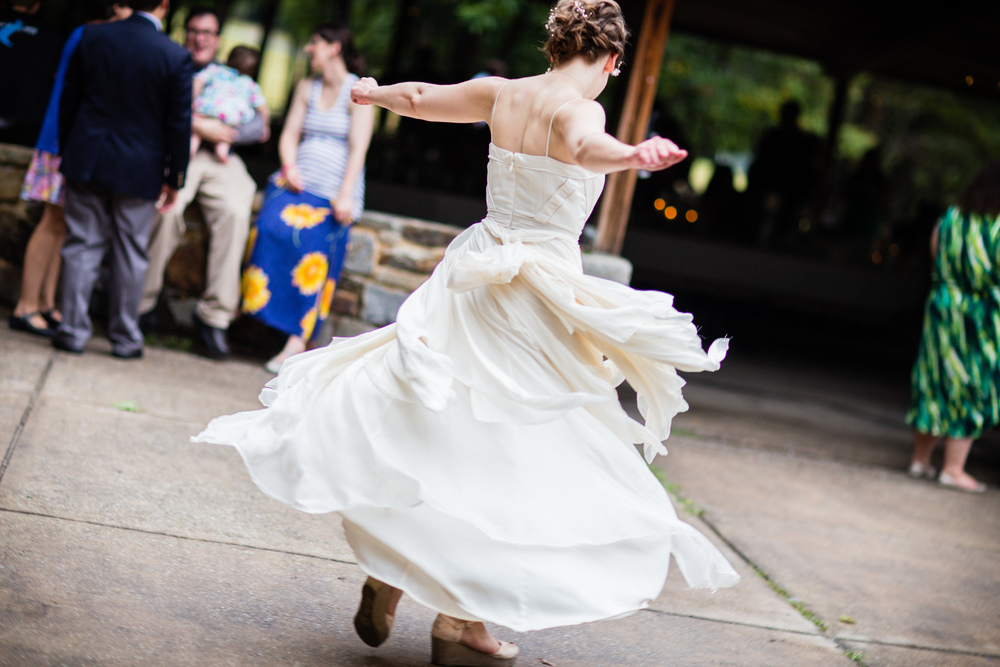Patapsco Valley State Park wedding