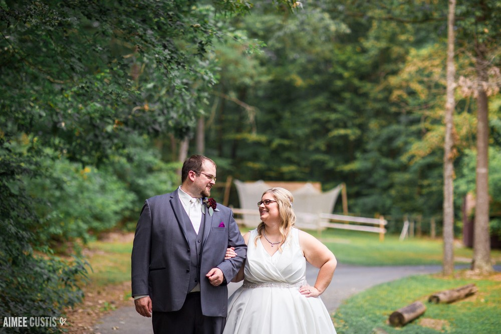 Melwood Recreation Center wedding photos