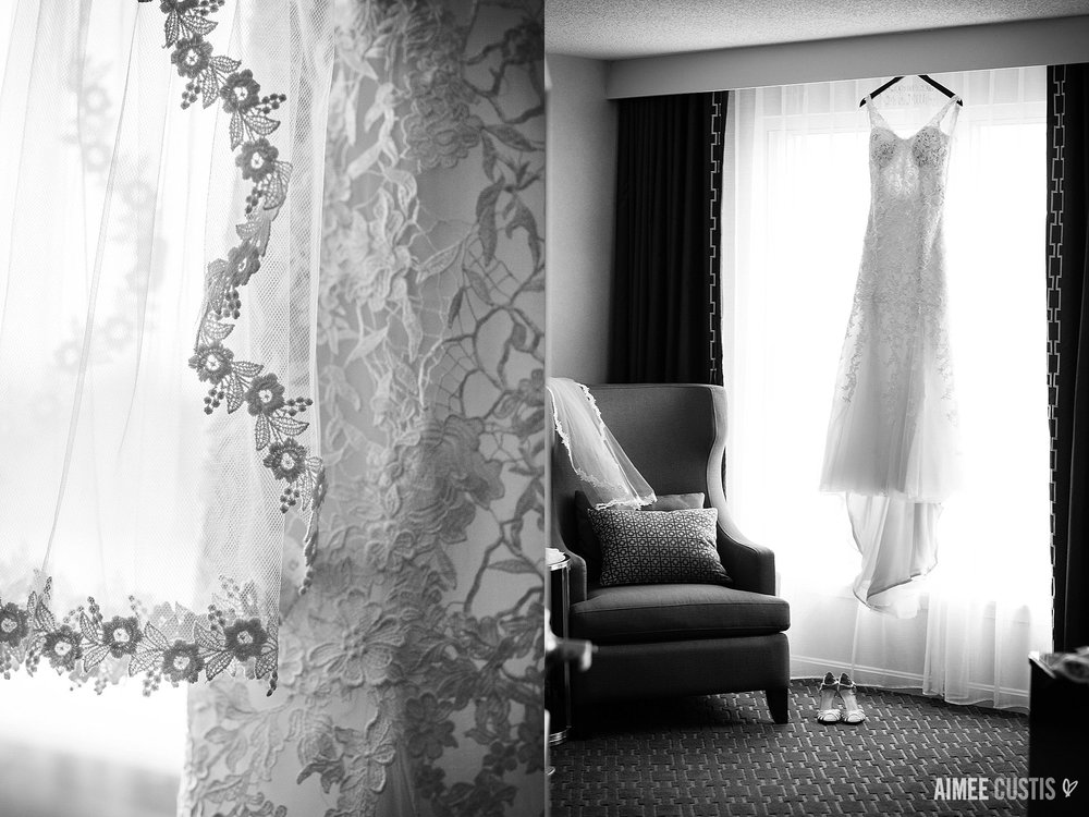 Hilton Hotel Old Town Alexandria Virginia wedding photography