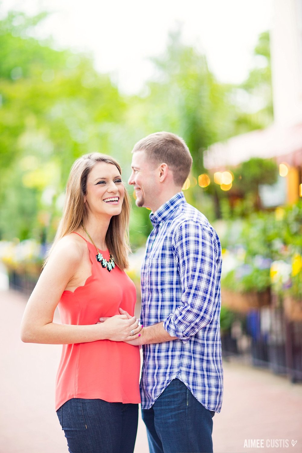 Washington DC couples portrait photography