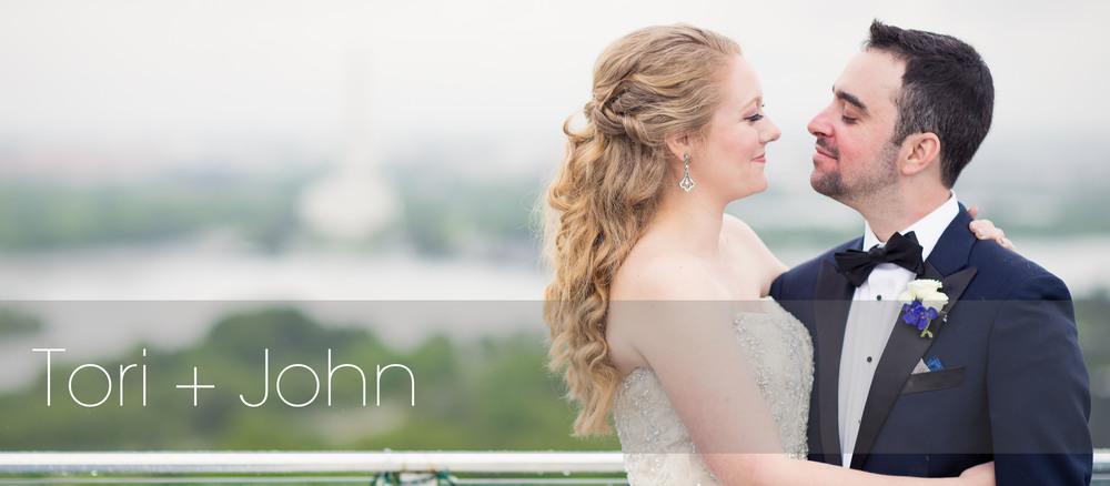 romantic Washington DC wedding photographers