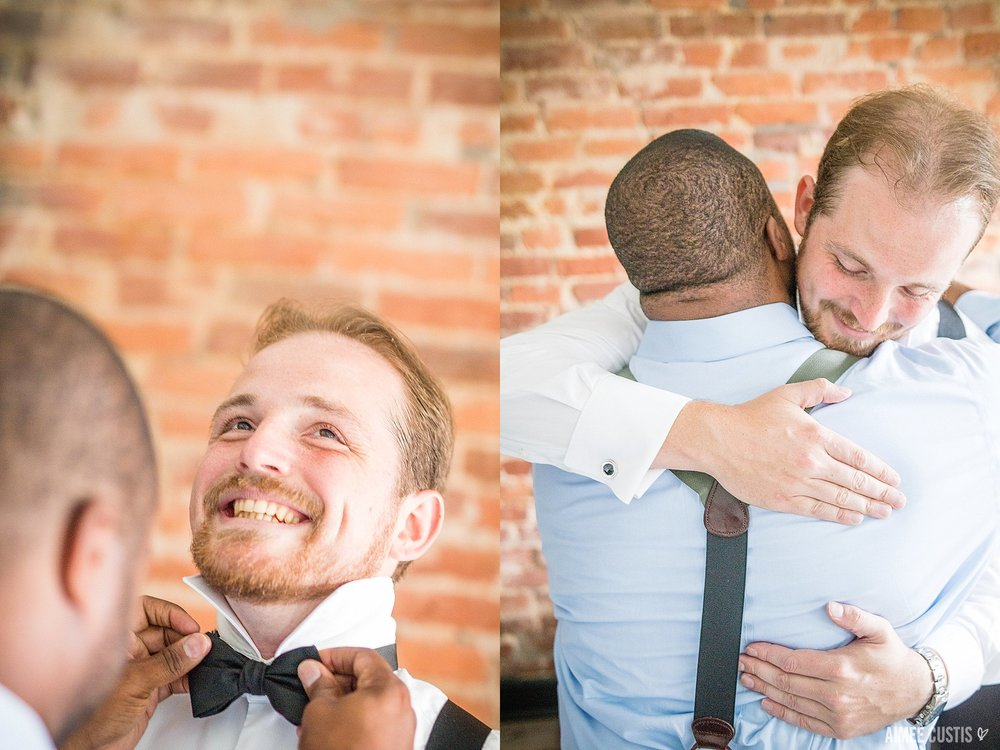 timeless Eastern Market DC wedding photography