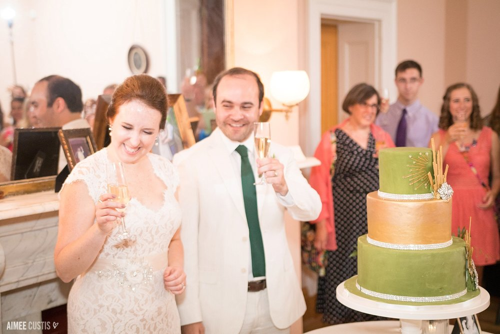 timeless garden wedding at Old Soldiers Home wedding photography