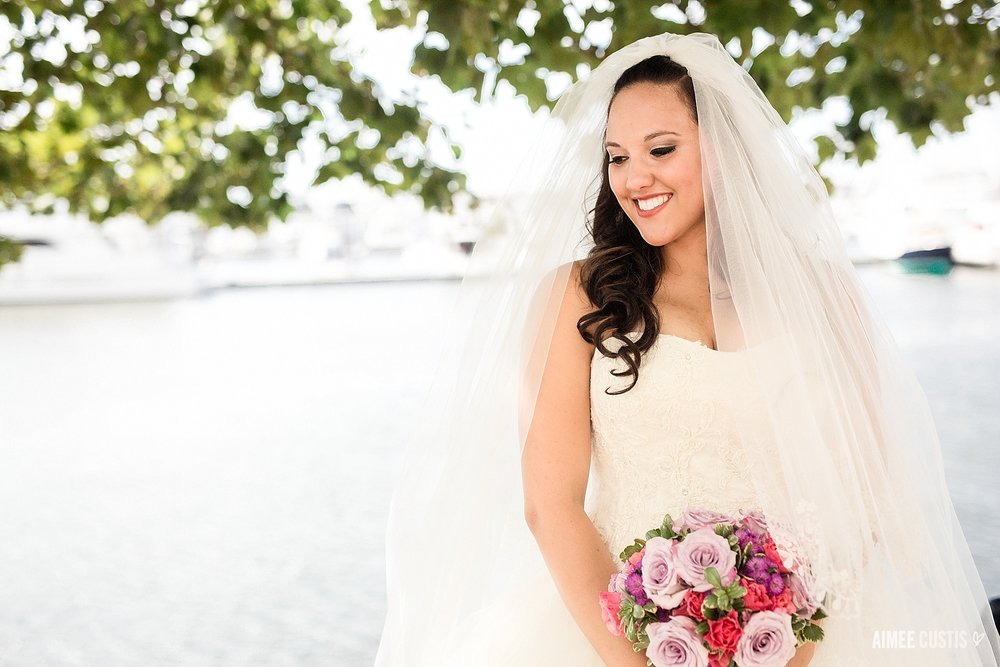 National Harbor wedding photography
