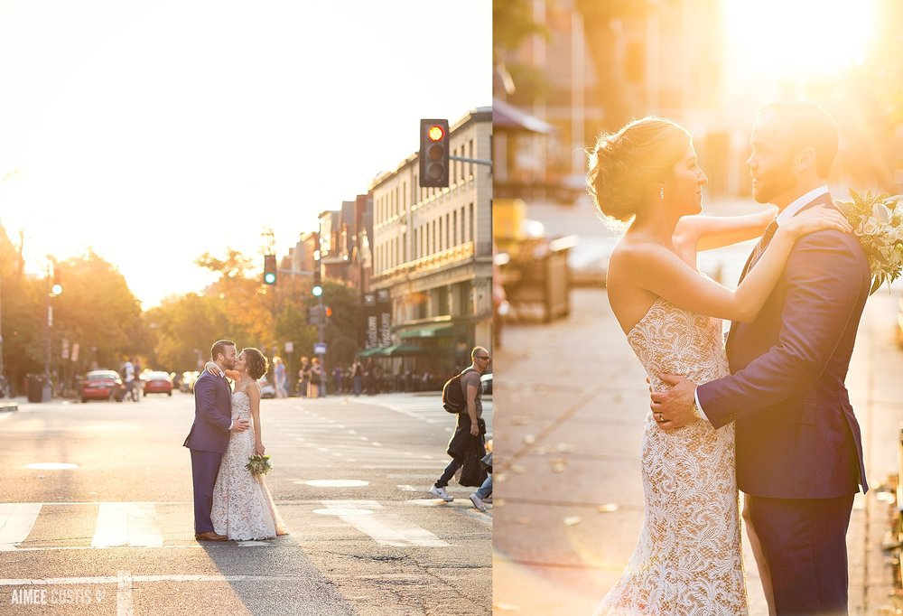 DC urban wedding photography Toolbox Yoga Pilates