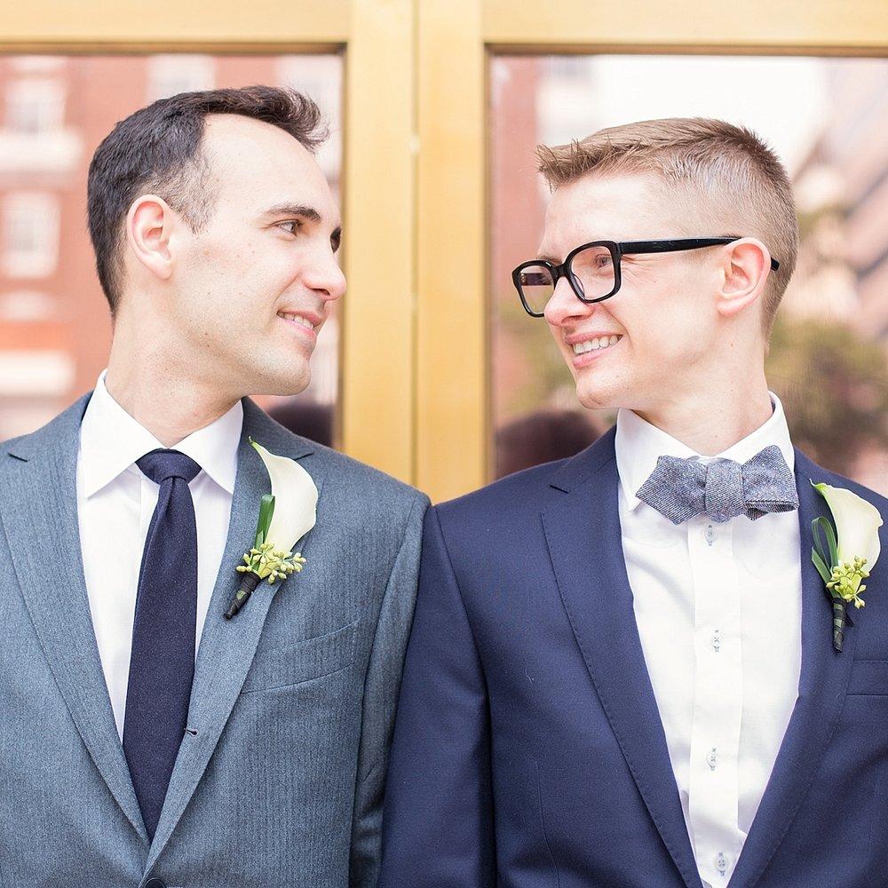 Cody + Chris