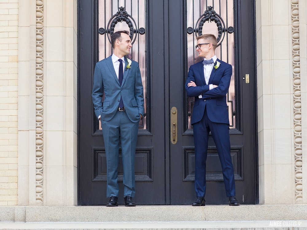 best washington dc same sex wedding photographers