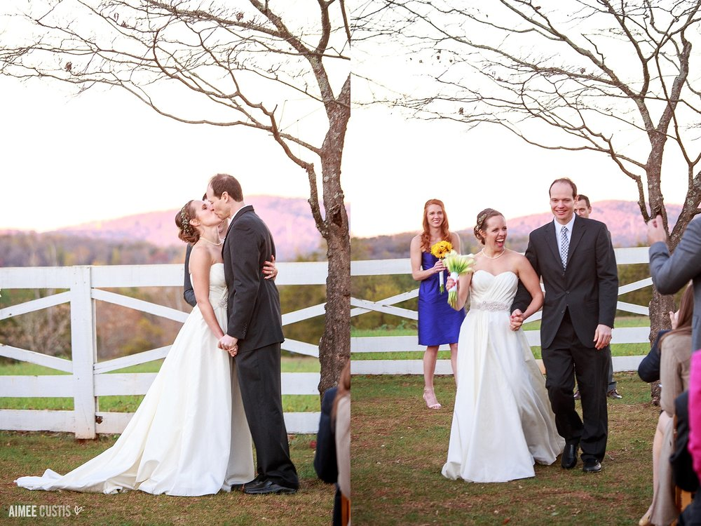 colorful natural fine art Virginia estate wedding photography