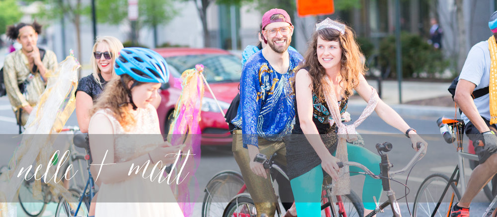 surprise marriage proposal bikes sequins dc