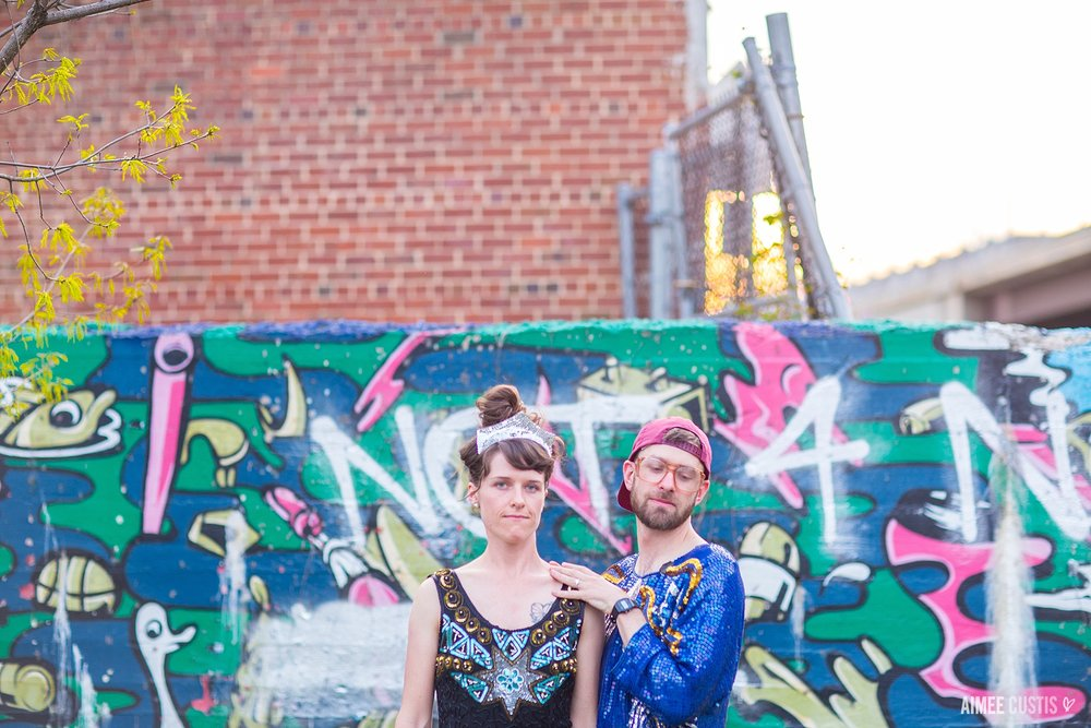 best offbeat Washington DC wedding photography