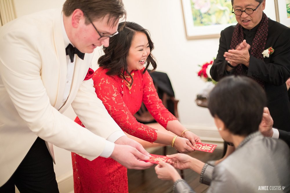 chinese tea ceremony wedding photography Washington DC