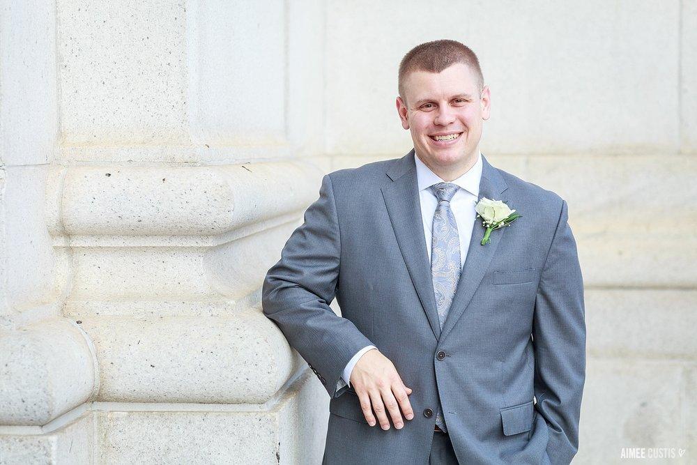 Washington DC Union Station wedding photos