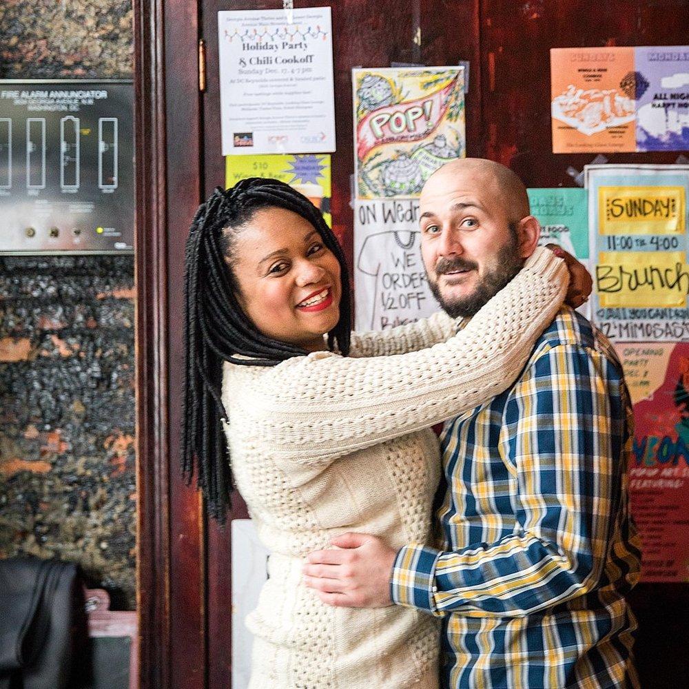 Nathalie + Chris
