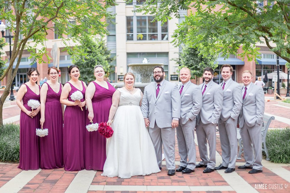 best Alexandria Virginia wedding photographers Carlyle Club wedding photography