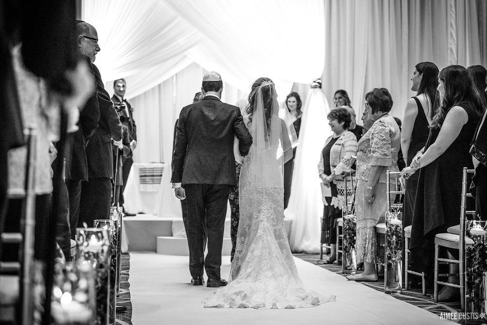 Four Seasons Baltimore Inner Harbor modern luxury wedding photography