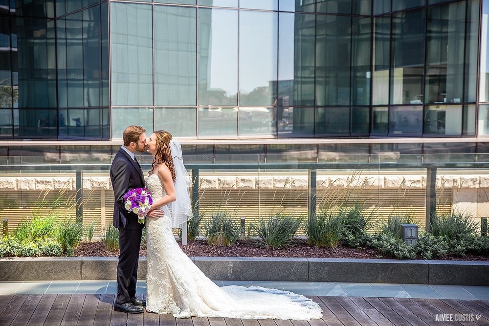 Four Seasons Baltimore Inner Harbor wedding photography