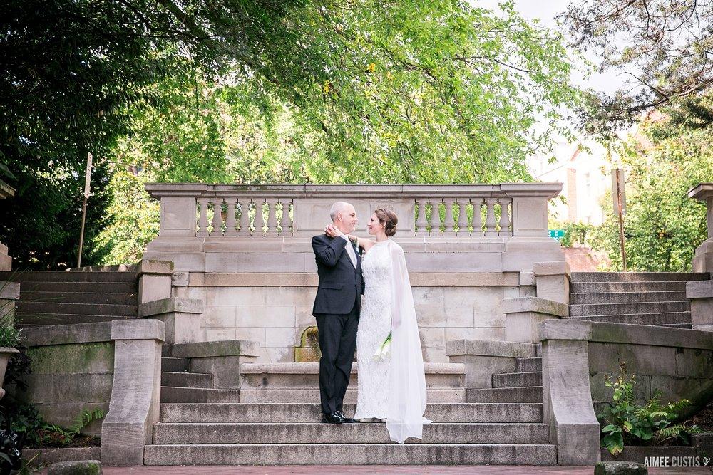 best Washington DC wedding photographers Toolbox Yoga Pilates