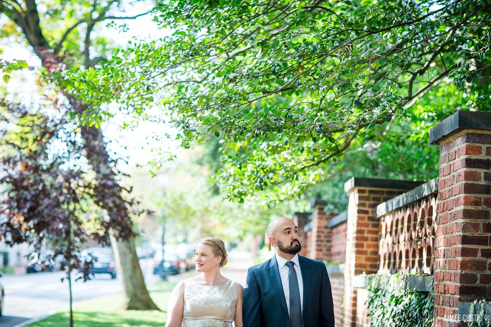 offbeat Washington DC wedding photographers