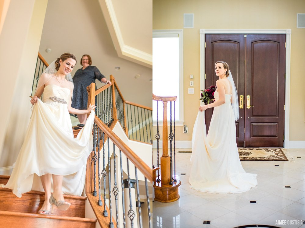 Best Washington DC intimate wedding photography