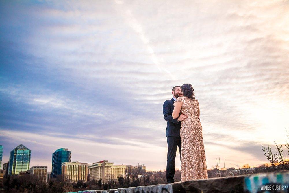 offbeat NYE wedding Georgetown Washington DC wedding photographers  Text REMOVE