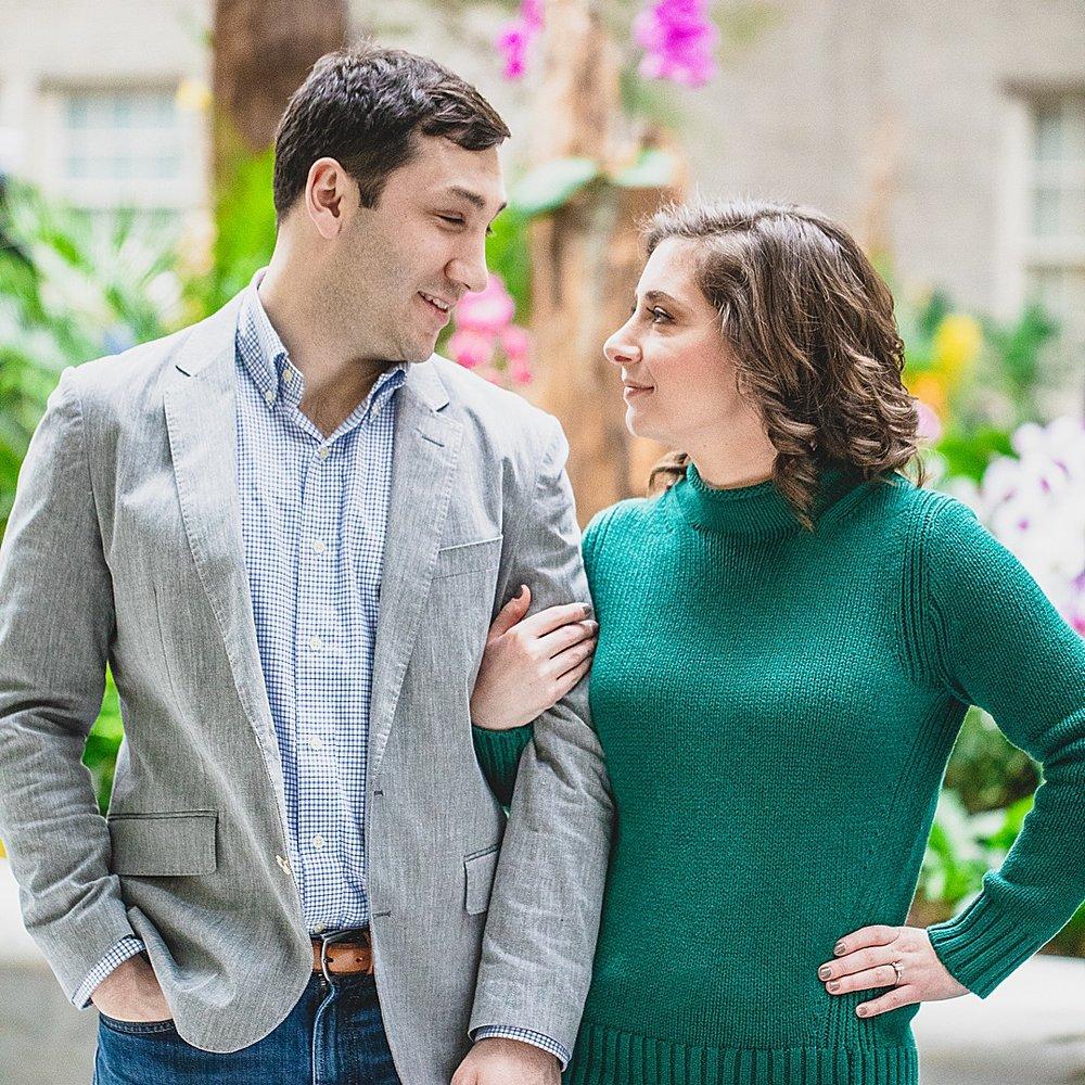 Sara + Scott