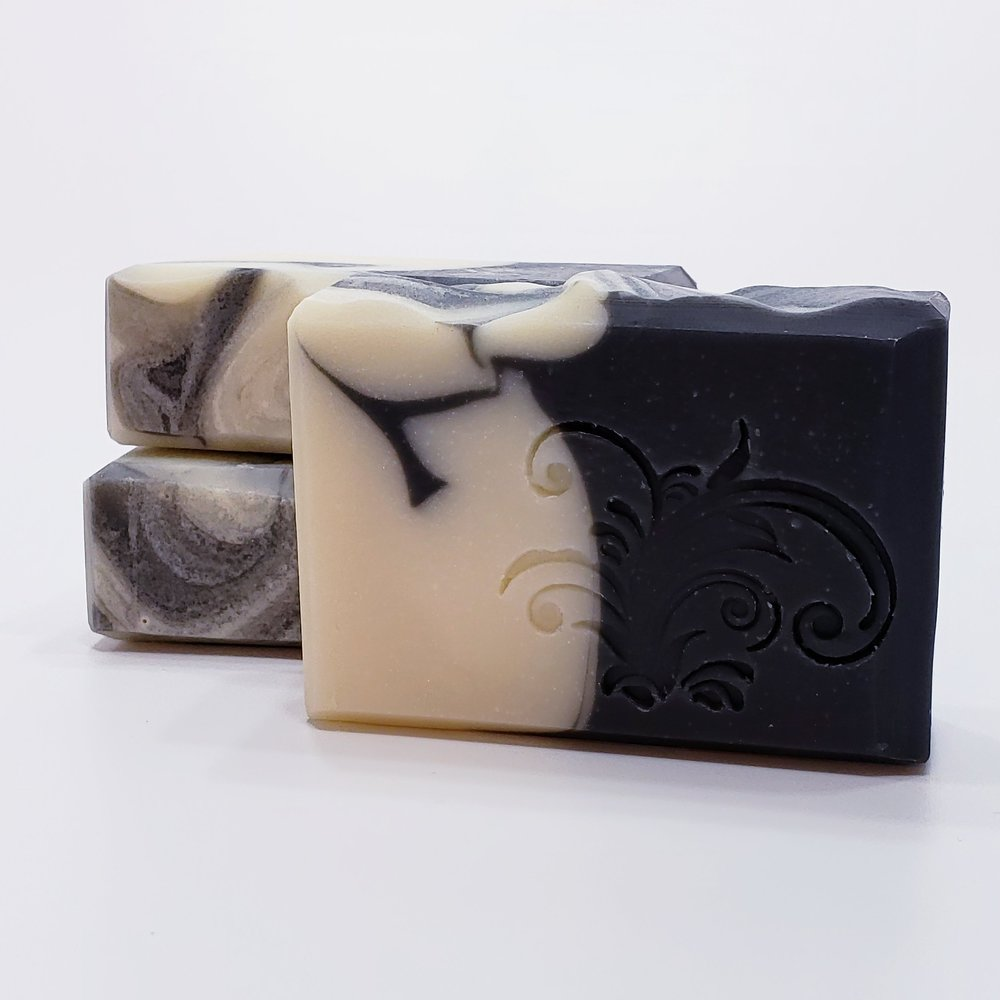 Black Frizzle Soap | Carthage MO