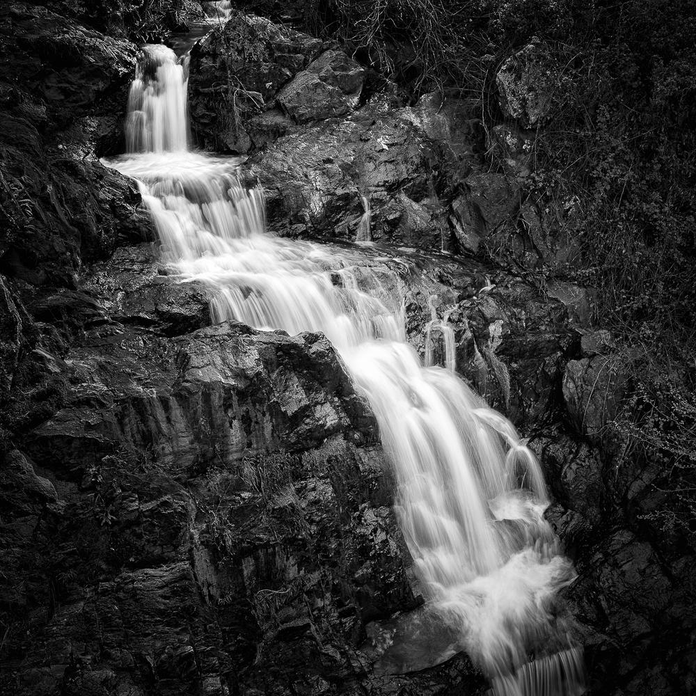 Hidden Falls, Deadman Creek, Placer County, California