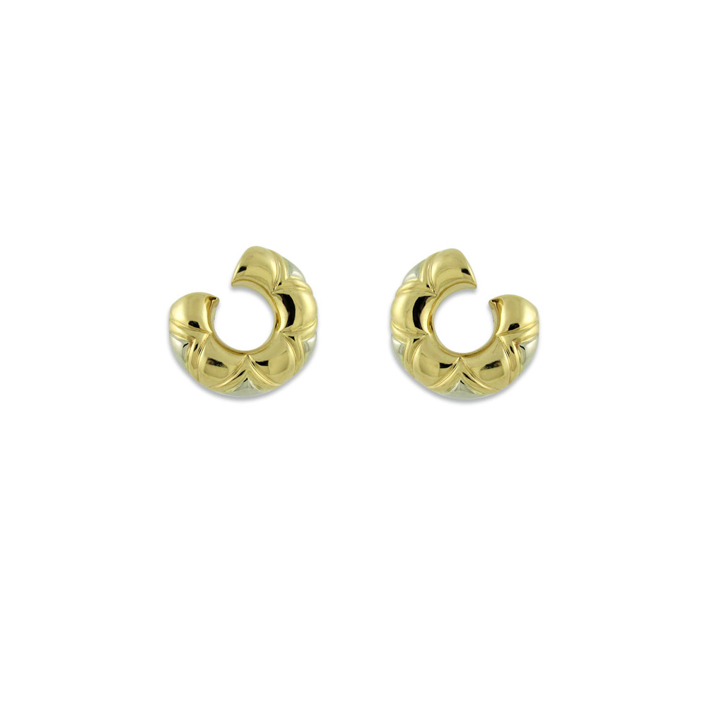 Bulgari Hoop Earrings
