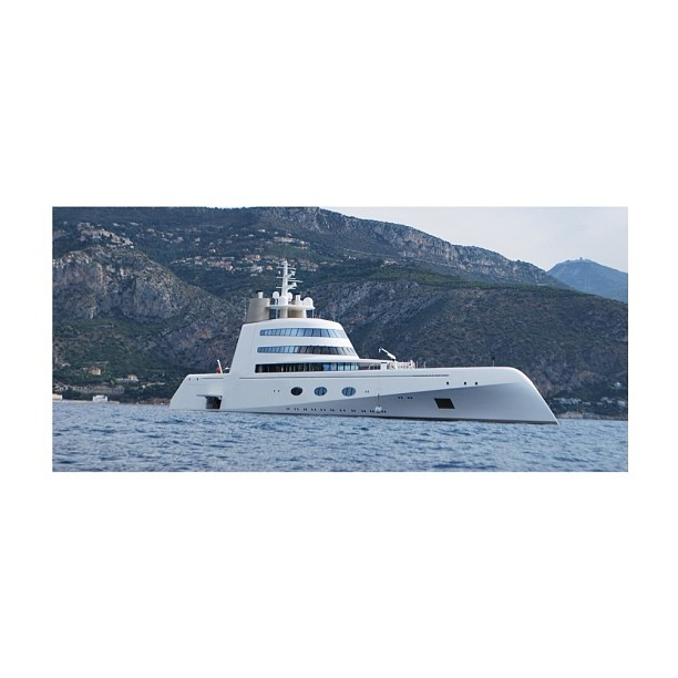 Motor Yacht A.                            You will either love or hate this design design… Tell me what you think?                     #beautiful#exotic#yacht#yachtclub#yachtanddesign#yachtdesign#luxuryyacht#yachtie#yachtlover#superyacht#megayacht#yachtporn#wealth#sailing#A