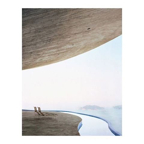 Marbisa Residence in Acapulco by John Lautner #architecture#space#infinite