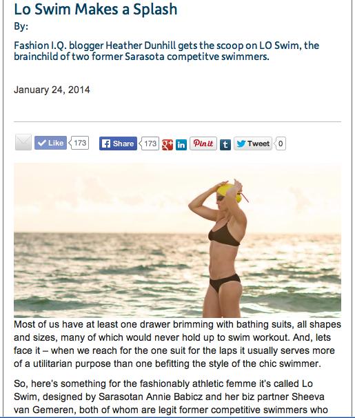 Sarasota Magazine Online - January 2014