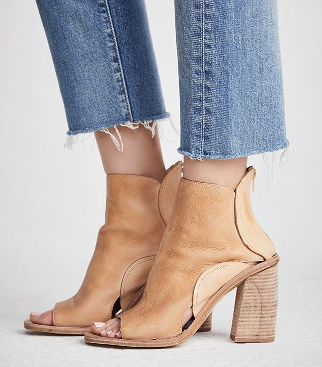 'Phoenix Heel Boot' #freepeopleshoes #smmqm #SS17