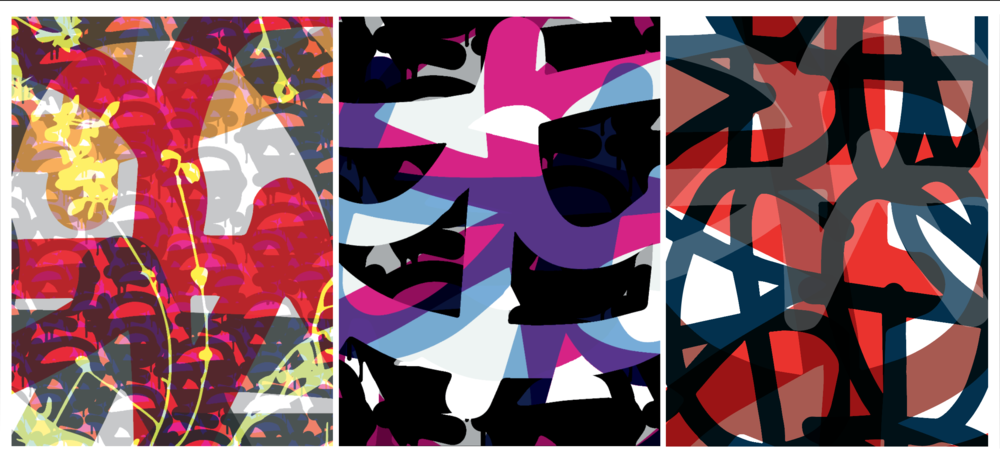 Digital prints on Paper