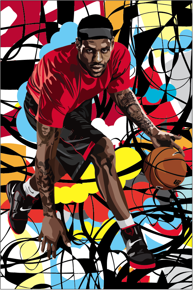 NIKE - LEBRON JAMES