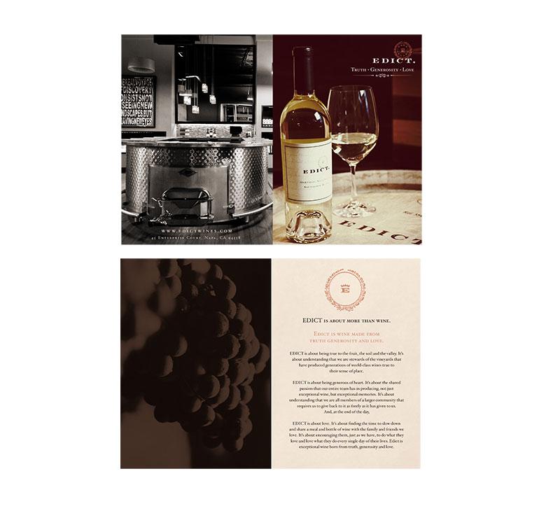 Edict Wines