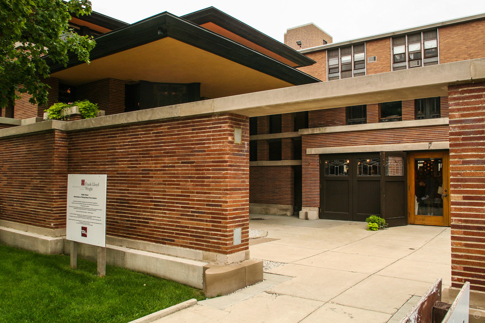 A Visit To The Robie House Obsidian Architecture