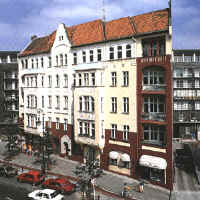 Luisenplatz Housing