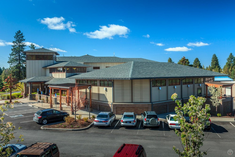 Bend Police Station (phase II addition & remodel), Bend, Oregon