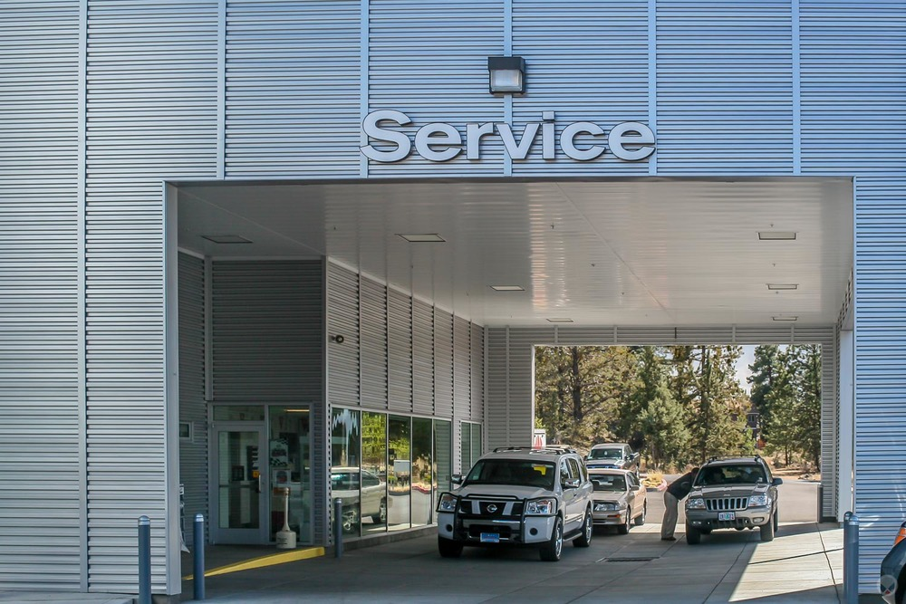 Smolich Nissan, Bend, Oregon