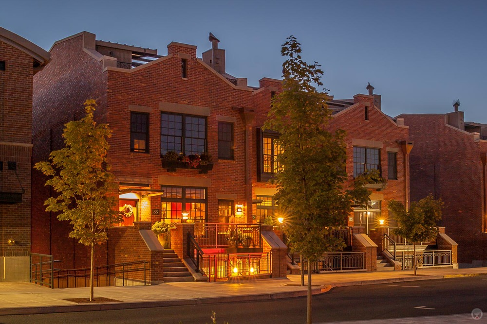 Mill Quarter, Old Mill District, Bend, Oregon