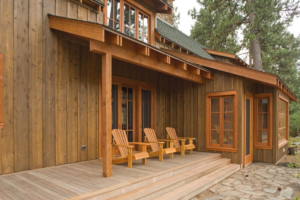 Custom Home Design, Black Butte Ranch, Oregon