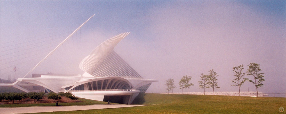 Quadracci Pavilion, Milwaukee Art Museum