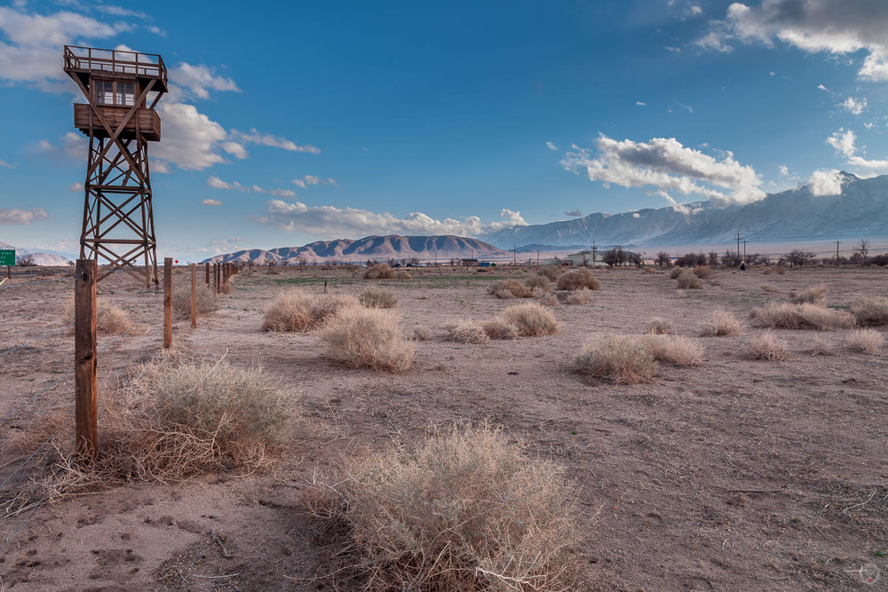 Manzanar National Historic Site, California