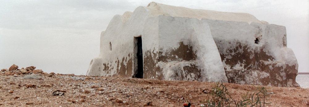Marabout Jemaa Amghar, Djerba, Tunisia