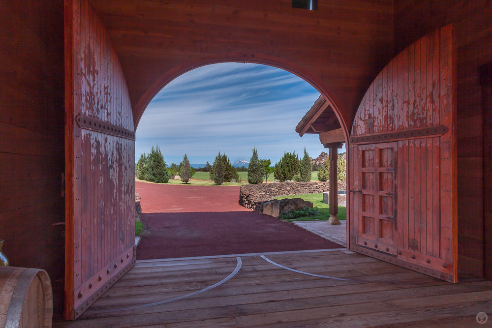 Tuscan Stables, Ranch At The Canyons, Terrebonne, Oregon