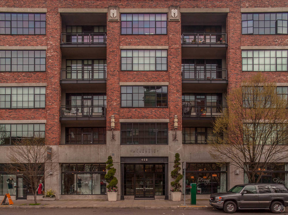 McKenzie Lofts, The Pearl District, Portland, Oregon