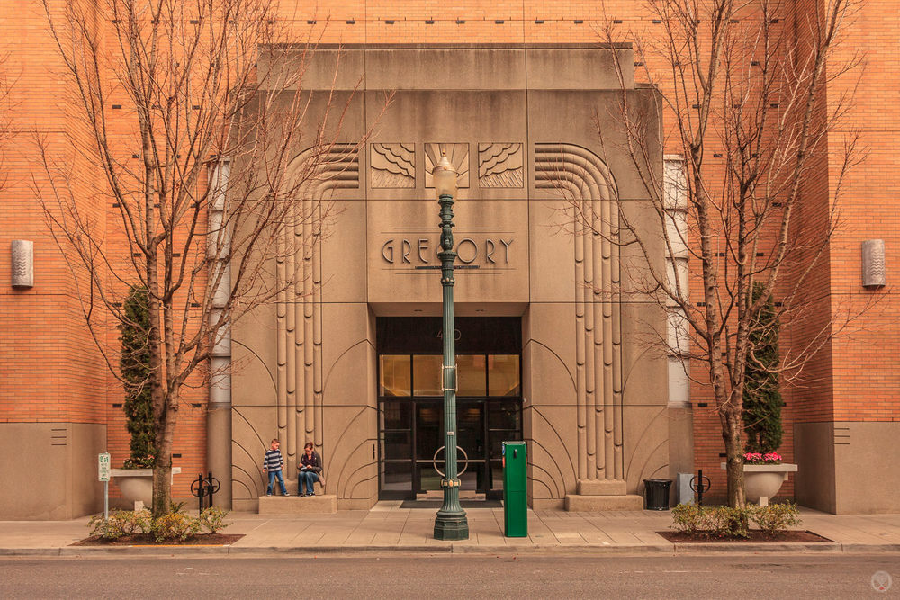 The Gregory, The Pearl District, Portland, Oregon