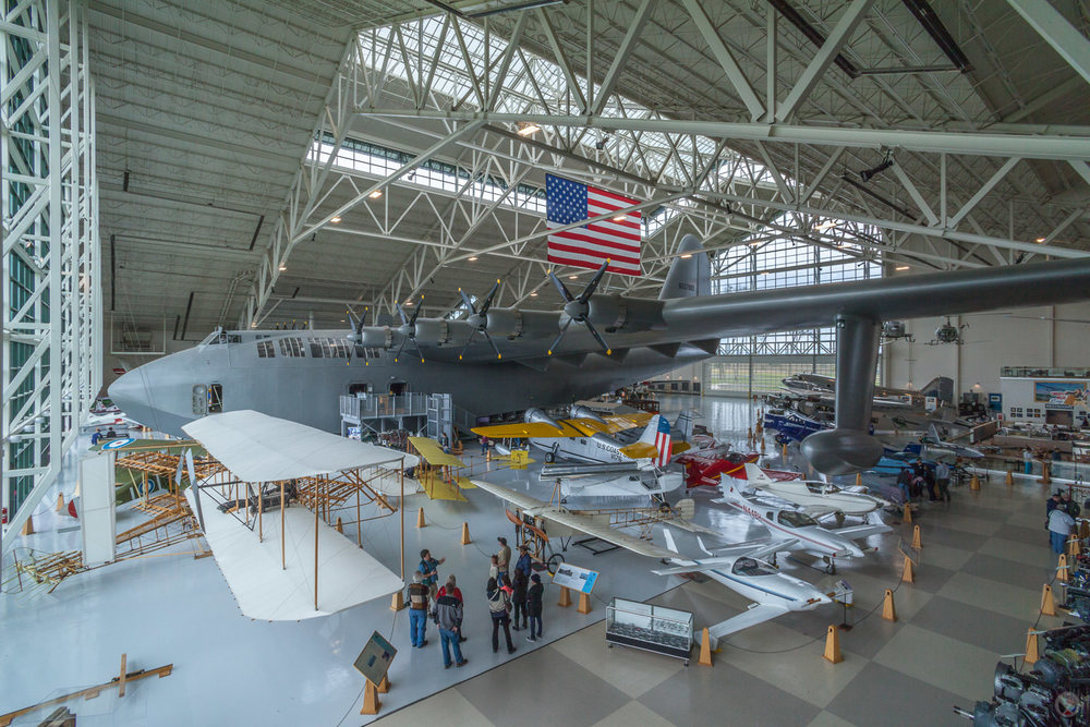Evergreen Aviation Museum, McMinnville, Oregon