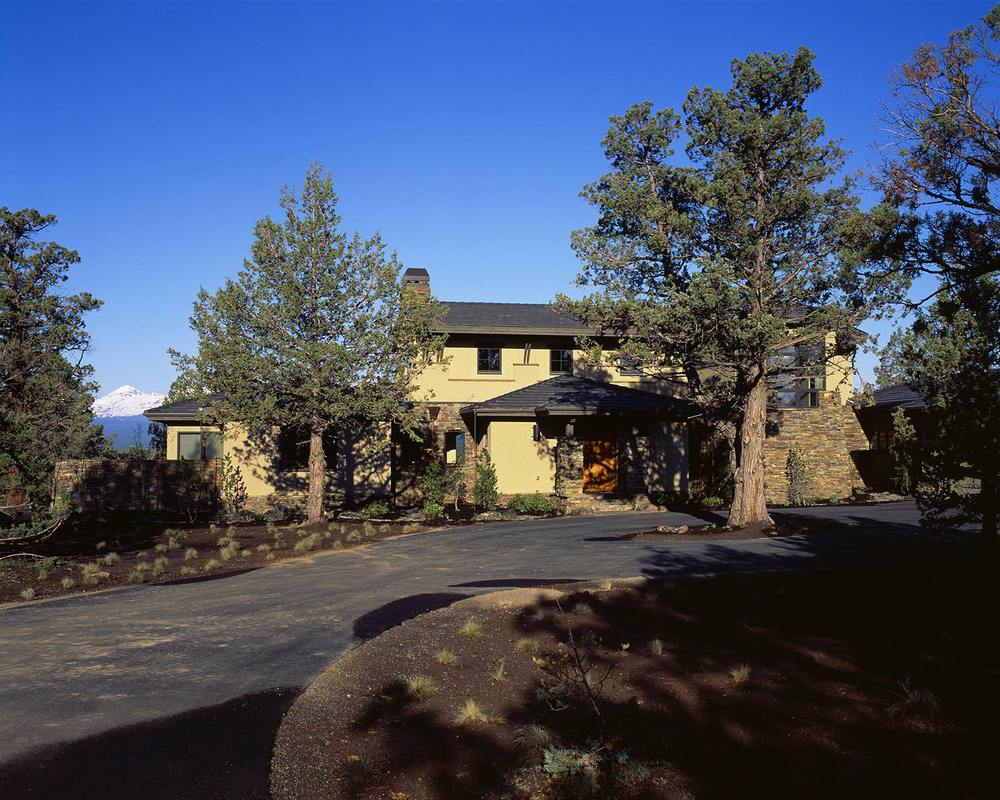 Custom Home Design, Tumalo, Oregon