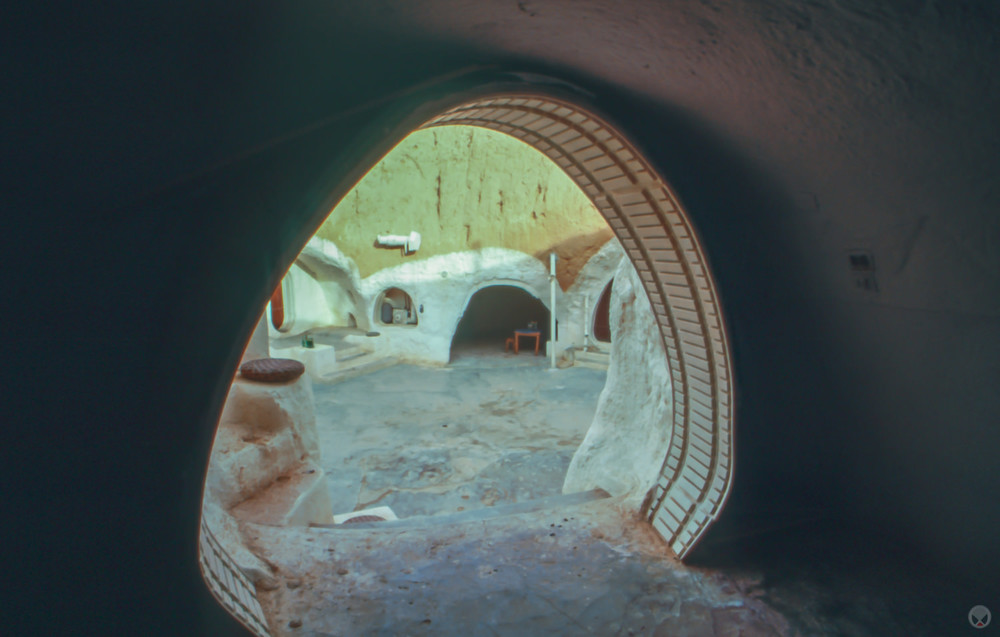 Hotel Sidi Driss, Matmata, Tunisia